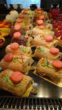 Notre Noël 2018, Nos bûches pour vos fêtes de fin d'année à la boulangerie pâtisserie JR à Antibes et  Valbonne